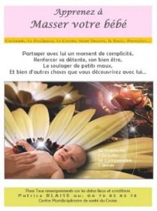 Masser les bébés, c'est partit!!! dans Massage bébé affiche-a5-massage-bebes-224x300